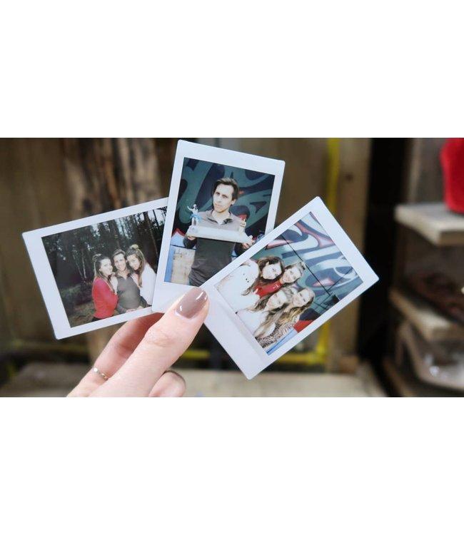 Unieke mini polaroid foto - #Couplegoals
