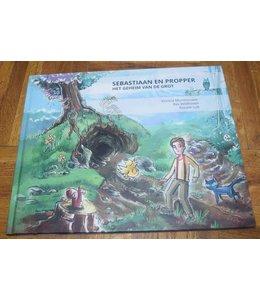 Kinderboek van Bas & Victoria 2e druk
