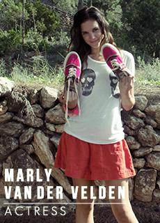Marly van der Velden met Mipacha