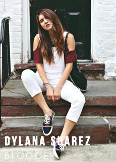 Dylana Suarez- Blogger