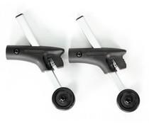 Anti-tip wheels