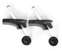 Anti-tip wielen