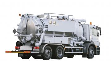 Koks Parts And Components For Koks Ecovac Vacuum Trucks