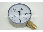 KO102408 - Manometer 0/400 mBar. Diameter: 100mm Delta P
