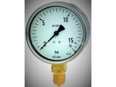 KO102037 - Manometer 0/16 bar, 63mm.