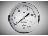 KO102038 - Manometer 0/25 Bar. 100mm.