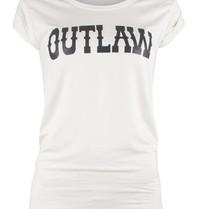VLVT Outlaw creme T-Shirt