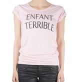 VLVT Enfant terrible T-Shirt rosa