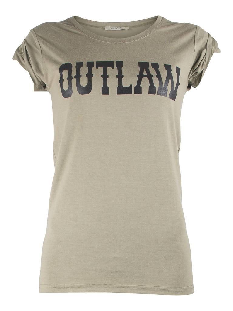 VLVT Outlaw T-Shirt grün