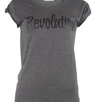 VLVT Revolution t-shirt grijs