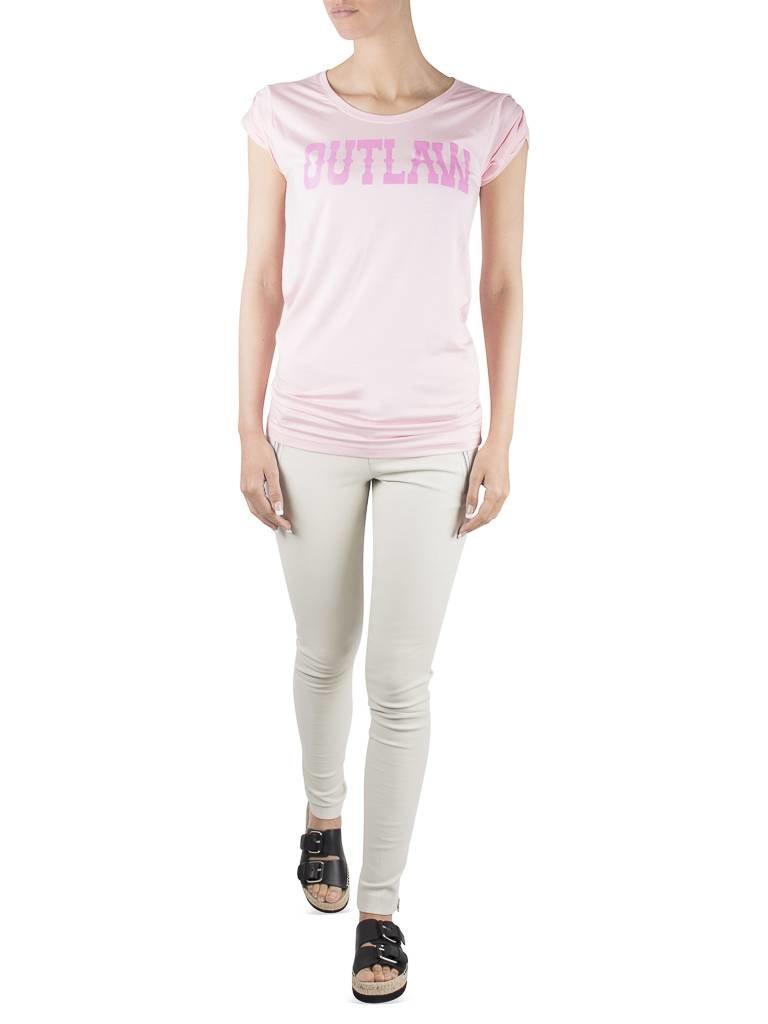 VLVT Outlaw T-Shirt rosa