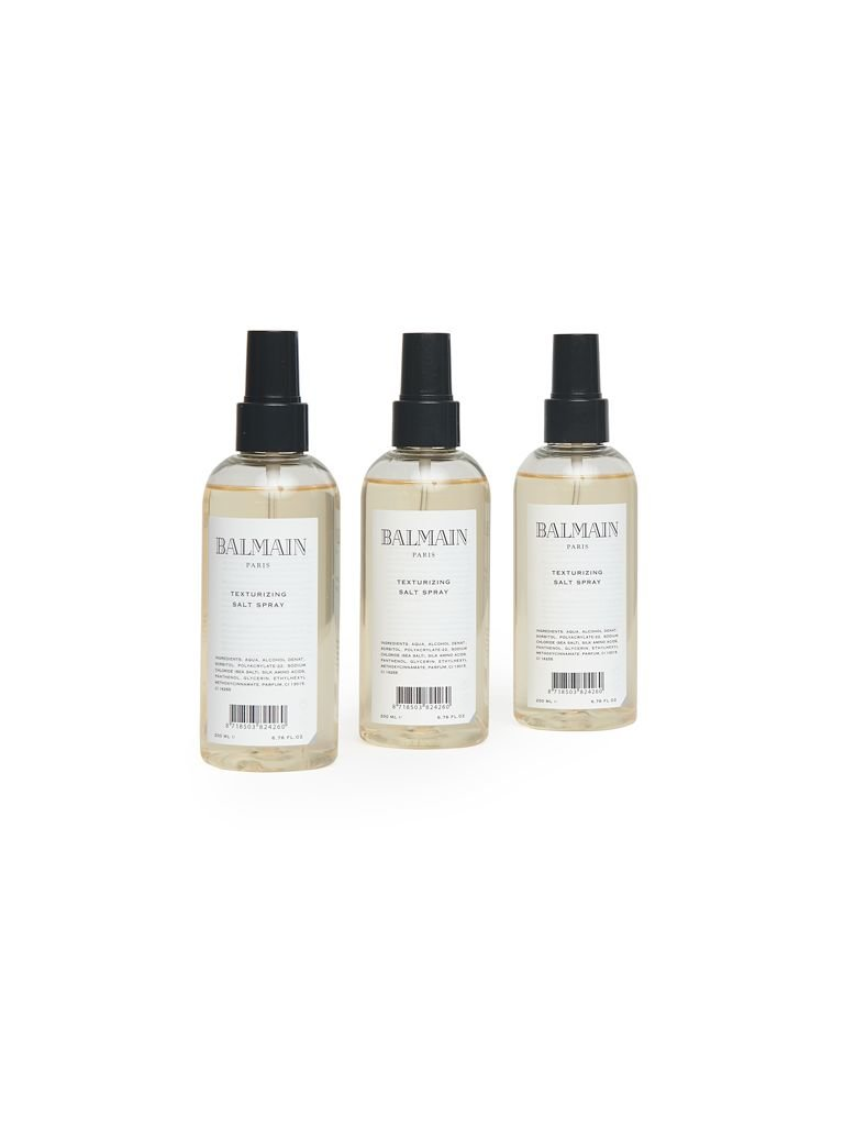 Balmain Hair Couture Salzsprühtest
