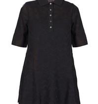 Missoni schwarzen Kleid