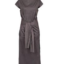 Áeron Dress dark grey