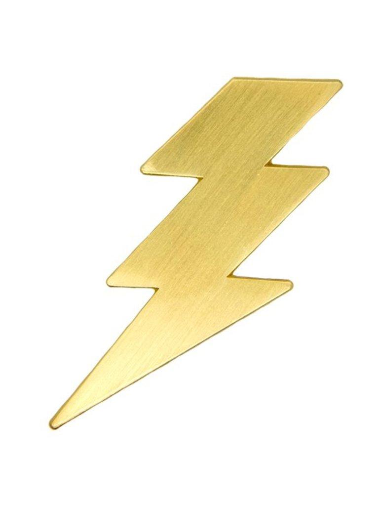 Godert.me Lightning pin goud