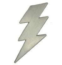 Godert.me Lightning pin silver