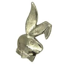 Godert.me Playboy bunny Pin silber