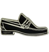 Godert.me Loafer pin zilver