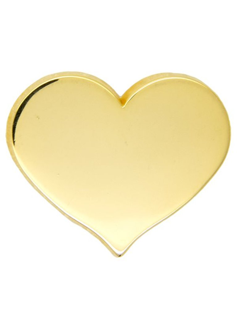 GODERT.ME Mini heart Pin gold