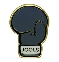 Godert.me Boxing Glove pin in gold