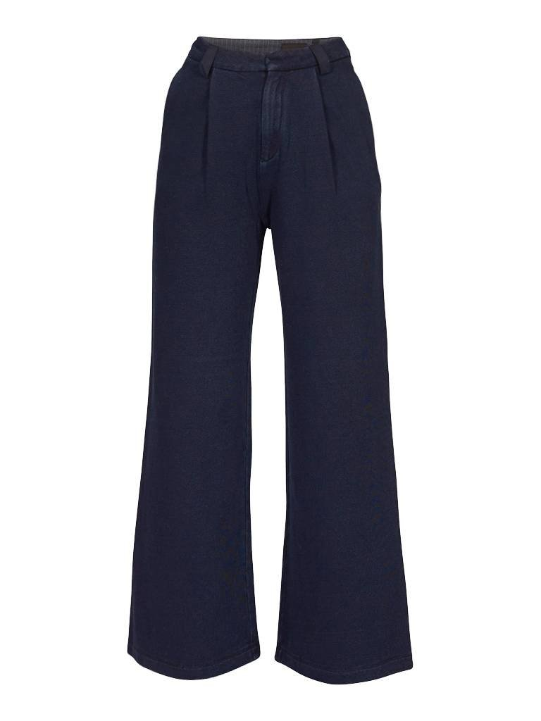 Adriano Goldschmied Para trousers dark blue