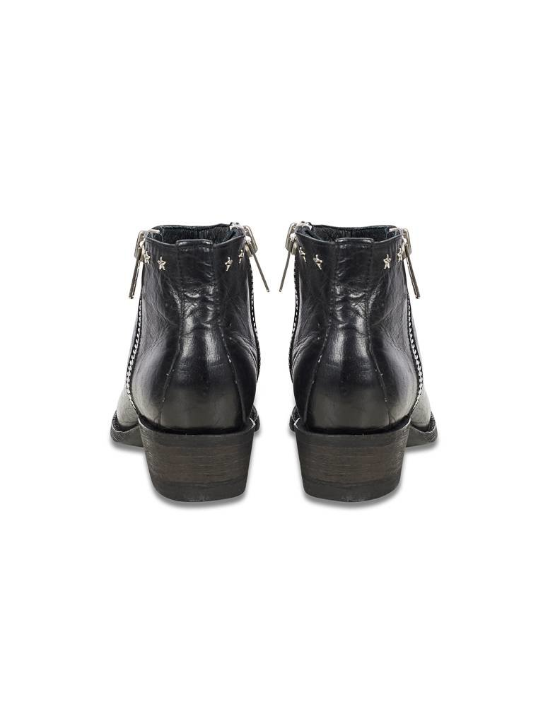 Mexicana Nonka Ankleboots schwarz