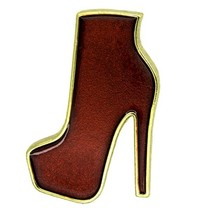 Godert.me High heel boot pin gold