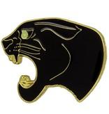 Godert.me Black panther gold Pin