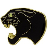 Godert.me Black panther pin goud