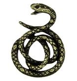 Godert.me Snake Pin schwarz gold