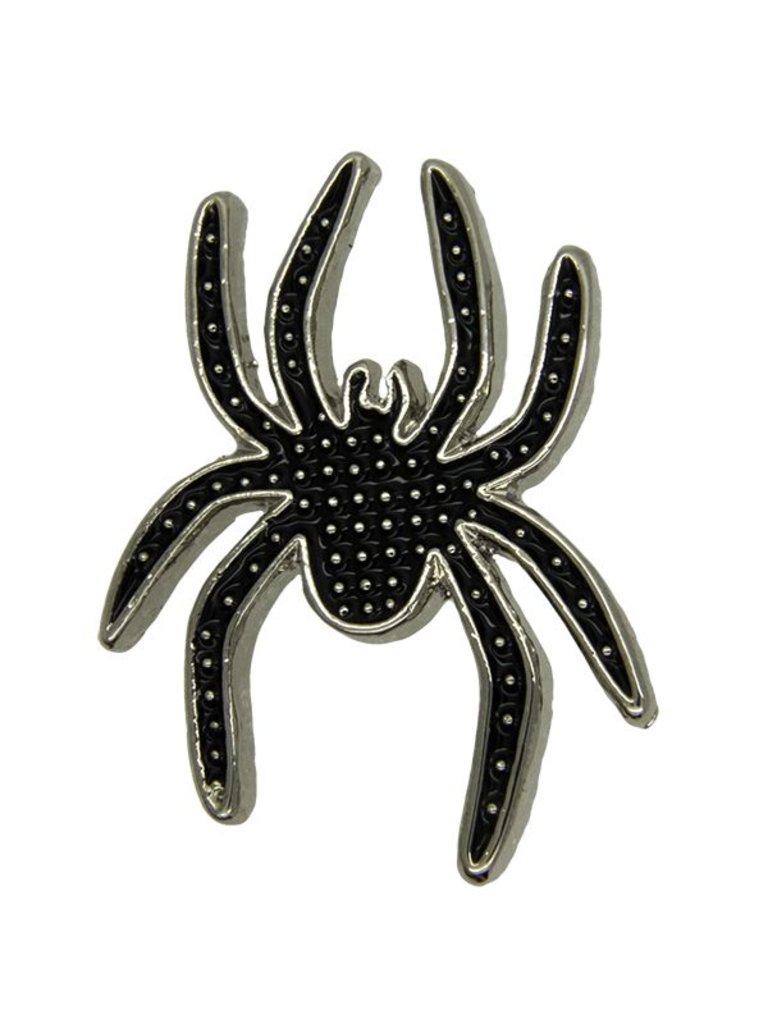 Godert.me Spider pin Silber