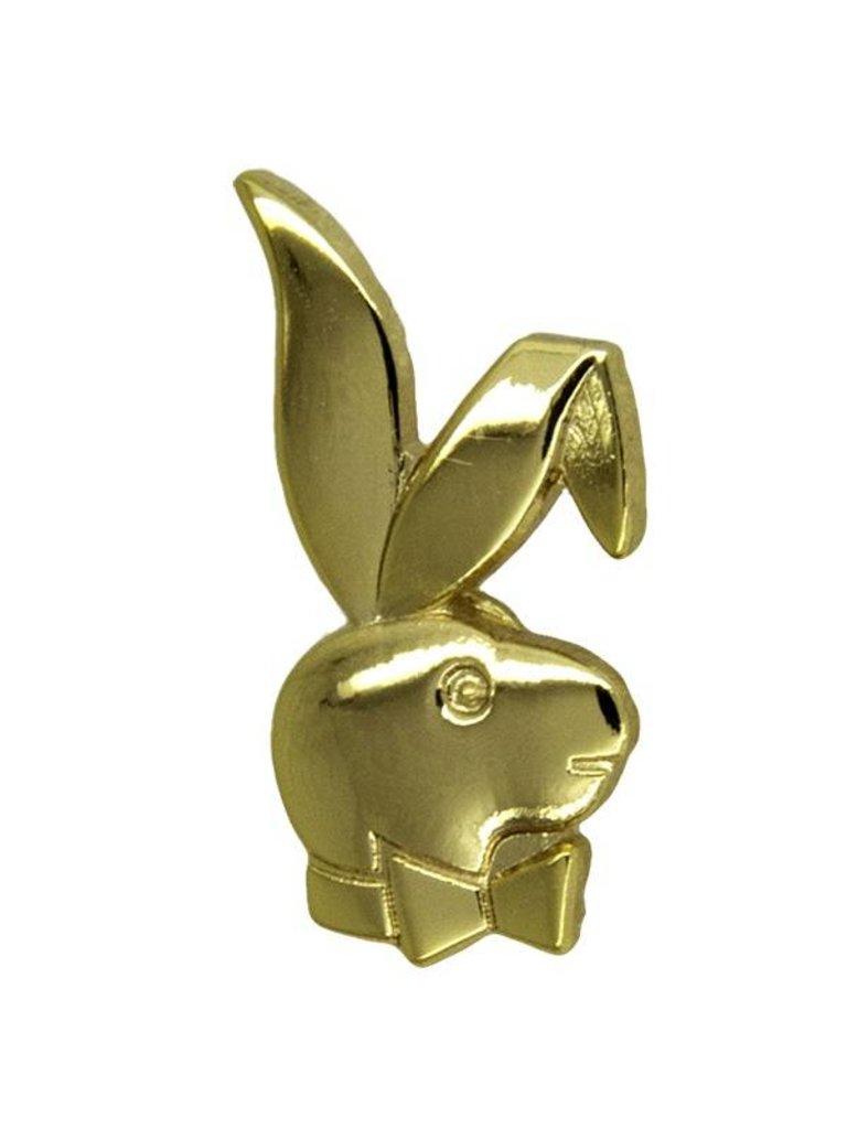 Godert.me Playboy bunny gold Pin