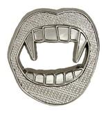 Godert.me Dracula pin silver