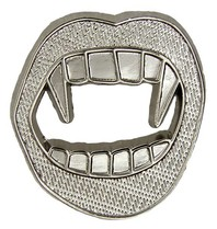 Godert.me Dracula Pin silber