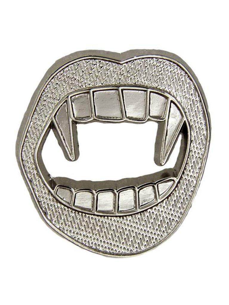 Godert.me Dracula pin zilver