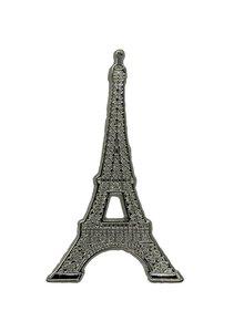 Godert.me Eiffel tower pin zilver