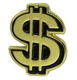 Godert.me Dollar gold pin