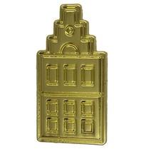 Godert.me Amsterdam canalhouse gold pin gold