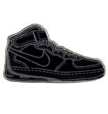 Godert.me Nike sneaker pin black