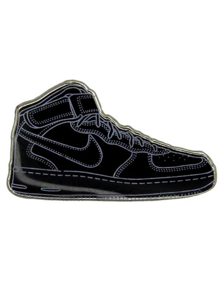 Godert.me Nike Sneaker Pin schwarz
