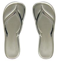 Godert.me Flip Flop slippers Pin Silber