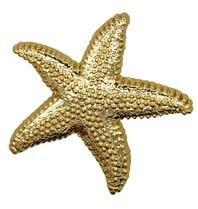 Godert.me Starfish golden pin