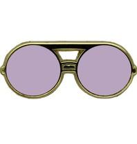 Godert.me Sunglasses round Pin rosa