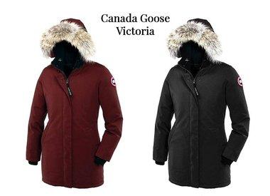 Ladies Canada Goose Victoria