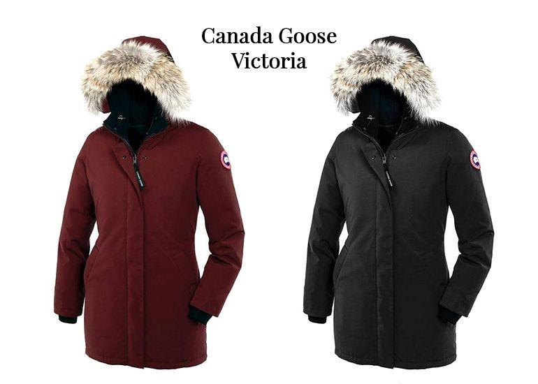 populair kopen pre-order lage kosten coupon code for canada goose jas dames victoria parka ...