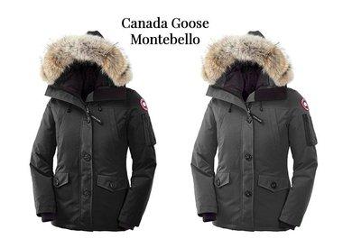 Ladies Canada Goose Montebello
