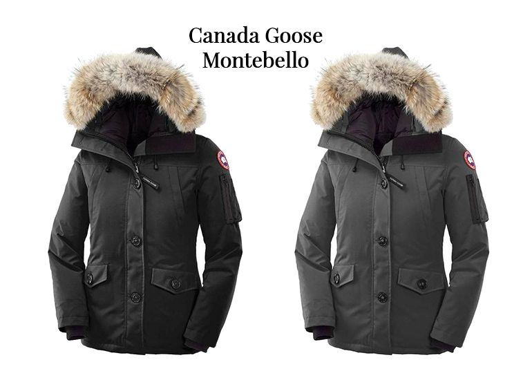 Ladies Canada Goose Montebello