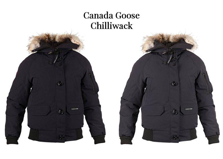Ladies Canada Goose Chilliwack