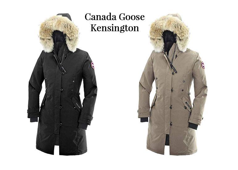 Ladies Canada Goose Kensington