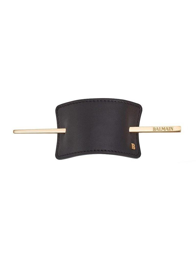 Balmain Couture schwarz Spange